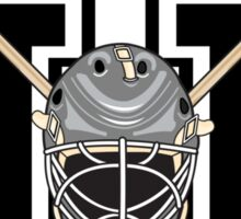 "Hockey ""PUCK U"" Sticker"