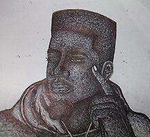 Self Portrait by SeeGraham