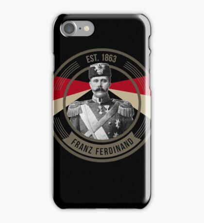 The Archduke Franz Ferdinand iPhone Case/Skin