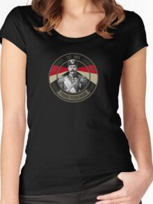 The Archduke Franz Ferdinand Women's Fitted Scoop T-Shirt