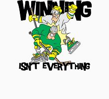 "Funny Hockey ""Winning Isn't Everything"" Unisex T-Shirt"