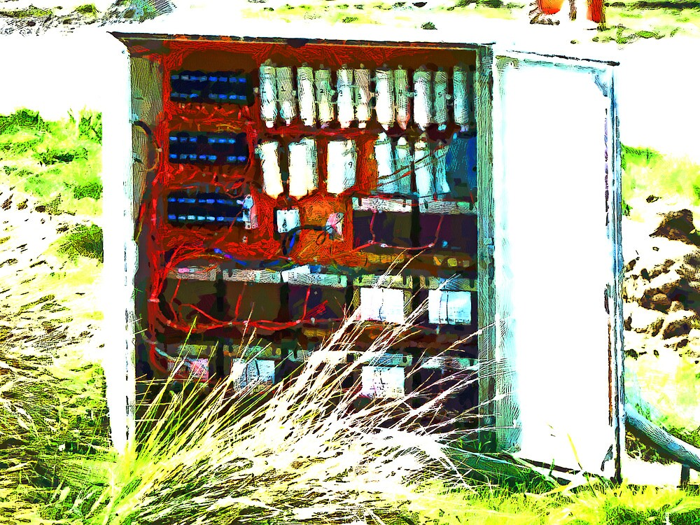 Defused Box by PictureNZ