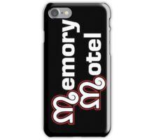 Memory Motel iPhone Case/Skin