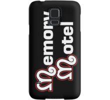 Memory Motel Samsung Galaxy Case/Skin