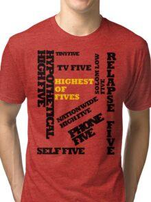 HIMYM Tri-blend T-Shirt