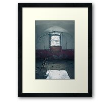 Photographers Place Framed Print