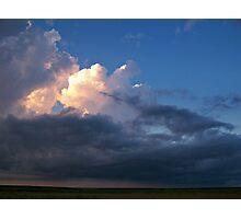 Thunder Boomers Photographic Print