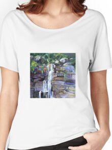 Cameron Falls Tamborine Mountain Women's Relaxed Fit T-Shirt