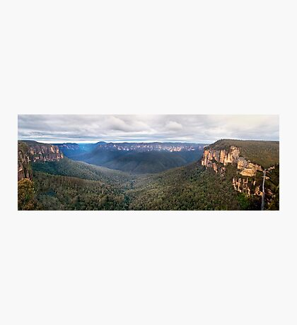 Grose Valley, Blue Mountains, Australia Photographic Print