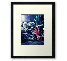 Behold, This Dreamer Cometh... Framed Print