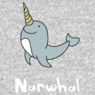 N for Narwhal by gillianjaplit