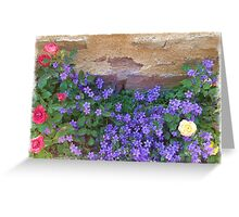 Flowers of Cordes Greeting Card