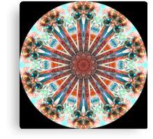 Kaleidoscope Sword 03 Canvas Print