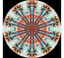 Kaleidoscope Sword 03 Photographic Print