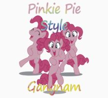 Pinkie Pie Style! by WiiKitteh