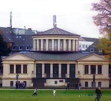 Academic Art Museum, Bonn by Benedikt Amrhein