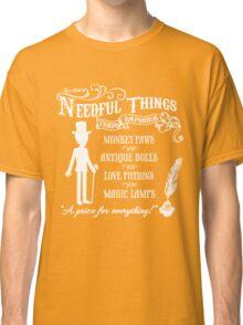 Mr. Needful Shirt Classic T-Shirt