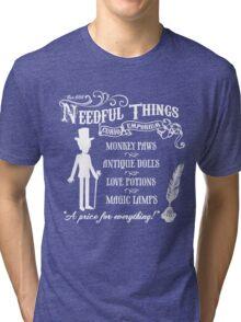 Mr. Needful Shirt Tri-blend T-Shirt
