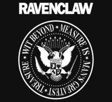 Ravenclaw Ramones Seal by William Bain