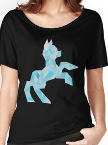 Crystal Pony (maybe Diamond I dunno) Women's Relaxed Fit T-Shirt