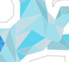 Crystal Pony (maybe Diamond I dunno) Sticker