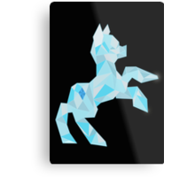 Crystal Pony (maybe Diamond I dunno) Metal Print