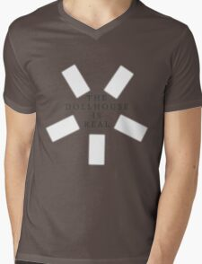 The Dollhouse Mens V-Neck T-Shirt