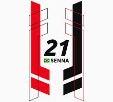 Formula E 2015/2016 - #21 Senna Unisex T-Shirt