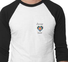 Archer inside Men's Baseball ¾ T-Shirt