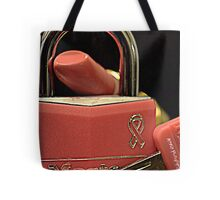 Breast Cancer Awareness Cure Tote Bag