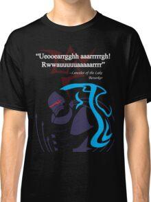 Berserker Quote Classic T-Shirt