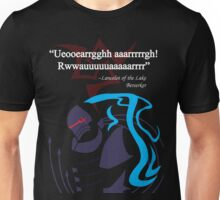 Berserker Quote Unisex T-Shirt