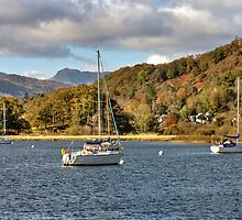 016 Lake Windermere by George Standen