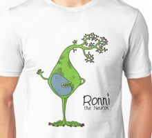 Ronni the Neuron Unisex T-Shirt