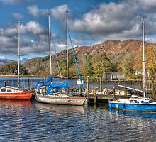 015 Lake Windermere by George Standen