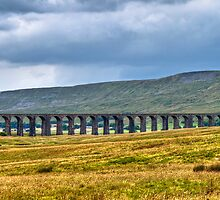 013 Ribblehead Viaduct, Yorkshire by George Standen