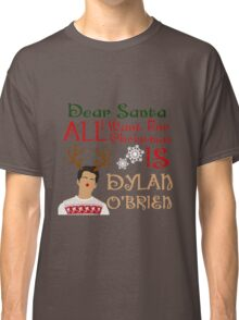 Christmas Stiles Classic T-Shirt