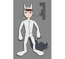 Where The Wild Things Are Photographic Print