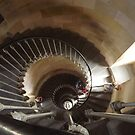 Staircase Phare de Baliene, Ile de Re, France by graceloves