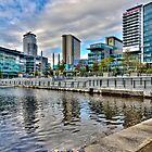 108 Salford Quays, Manchester by George Standen