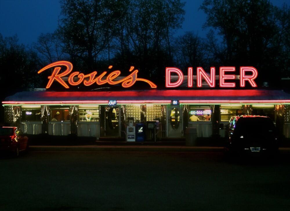 Rosie's by Odd-Jeppesen