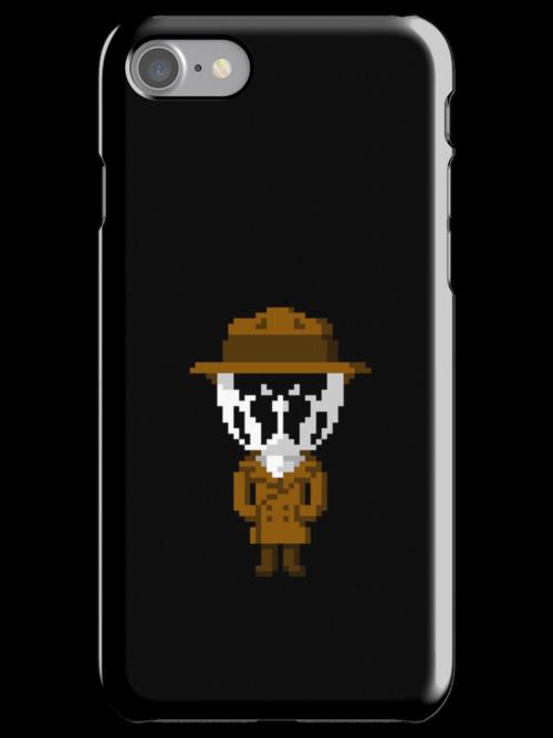 Rorschach Pixels by andersonOllie