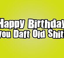 Happy Birthday Dafty by StevePaulMyers