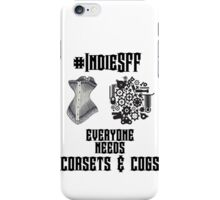 IndieSFF Corsets & Cogs iPhone Case/Skin