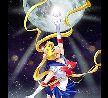 Sailor moon Crystal by A-aru