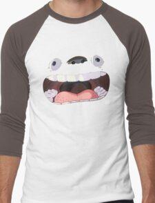 My Big Mouth Neighbor Men's Baseball ¾ T-Shirt