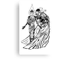TES:III Morrowind - #1 Canvas Print