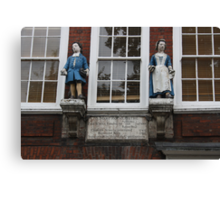 St Mary Rotherhithe Canvas Print