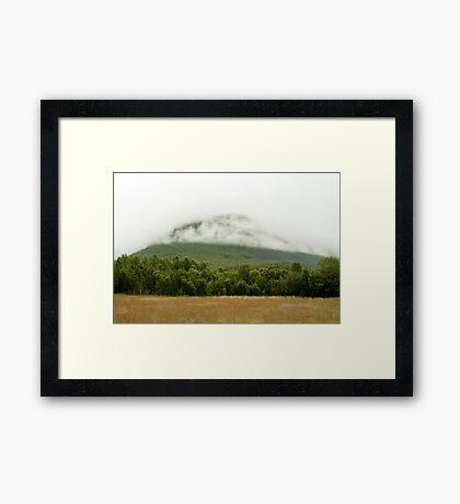 Olderdalen Framed Print