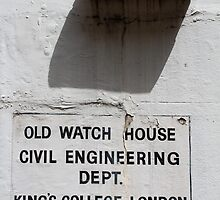 Old Watch House by TheLondonphile